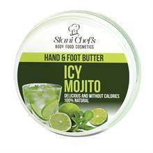 HRISTINA Prírodný krém na ruky a chodidlá Ľadové mochito 100 ml