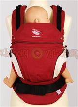 Nosítko na bábätko Manduca červená