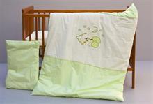 Detské obliečky 2dielne - Nechtík zelené