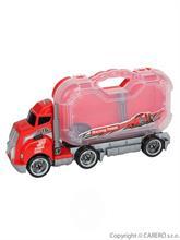 BAYO Dětské nákladní autíčko s nářadím 10ks
