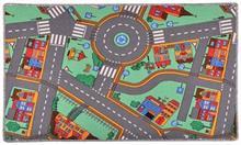Dětský koberec Silnice City life 80 x 120 cm