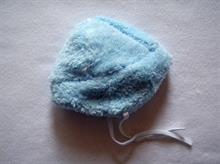 Čepička zimní WELLSOFT vel. 62 - modrá