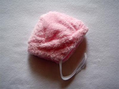 Autex Mode Čiapočka zimná WELLSOFT veľ 68 - ružová