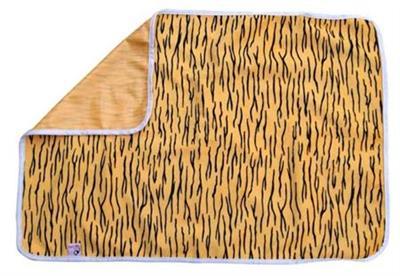 Nepriepustná prebaľovacia podložka SWEET MONKEY - Tiger