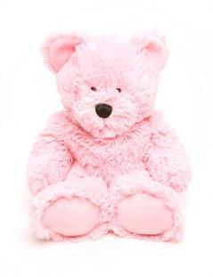 Termo Aróma plyšák Cozy Plush ™ - medvedík ružový