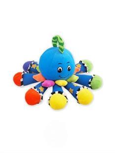 Baby Mix Plyšová chobotnica so zvukmi