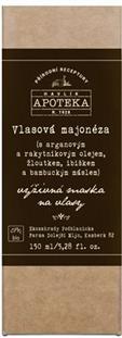 HAVLÍKOVA APOTÉKA Vlasová majonéza 150 ml
