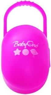 Pouzdro na šidítko Baby Ono - růžové