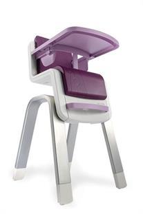 NUNA ZAAZ 2012 Plum jídelní židlička
