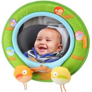 Brica Zpětné zrcátko Baby In-Sight® Ptáčci