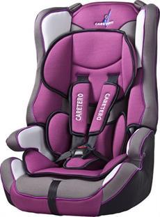 CARETERO ViVo autosedačka 9 -36 kg - purple