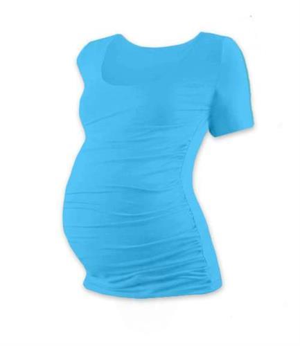 Tričko pro těhotné s krátkým rukávem