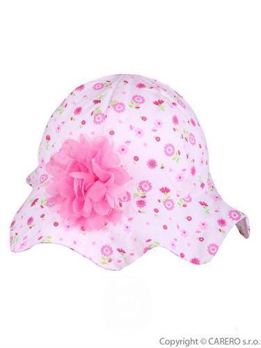 Dětský klobouček - kojenecký klobouček