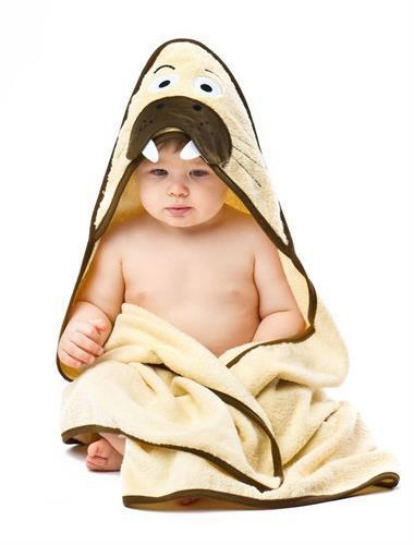Dětská osuška z bavlny pro nejmenší