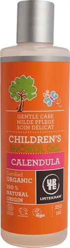 Urtekram Jemný dětský sprchový gel s měsíčkem BIO (250 ml)