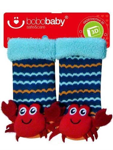 Kojenecké ponožky s chrastítkem