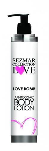 HRISTINA Přírodní tělové mléko s afrodiziaky LOVE BOMB