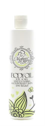 HRISTINA Přírodní olej na jizvy, strie a dehydrovanou pokožku