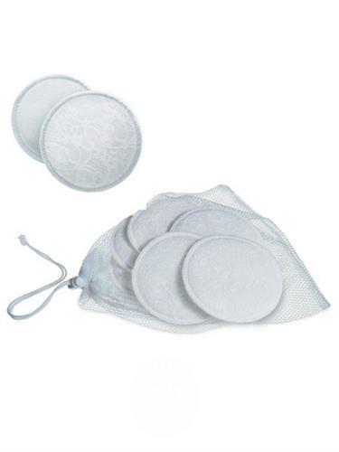 Pratelné prsní tampony - vložky do podprsenky