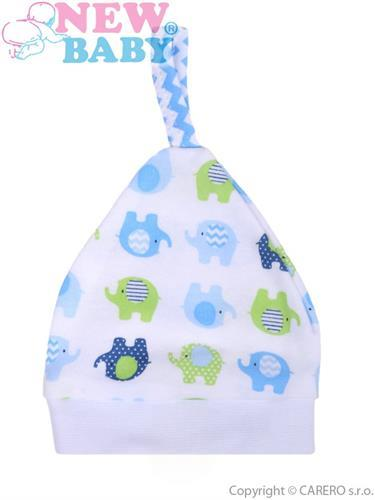 Kojenecká čepička - dojčenská čiapka