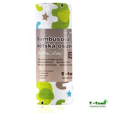 Bambusová osuška