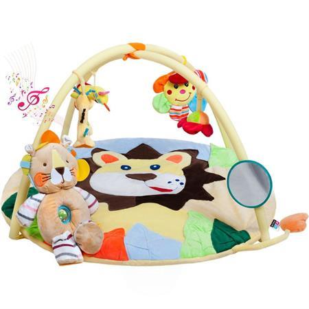 Hrací deka s hrazdičkou pro miminko